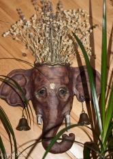 Ganesha by Linda Saboe