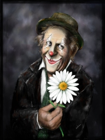 A Clown for You by Linda Saboe