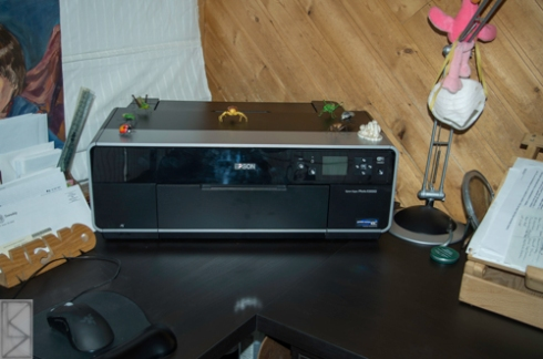 awesome new printer